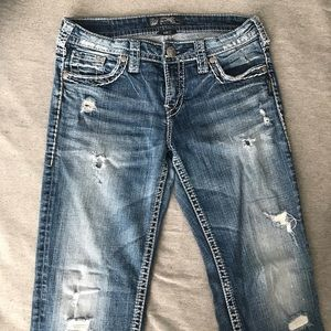 Silver Brand Aiko Jeans